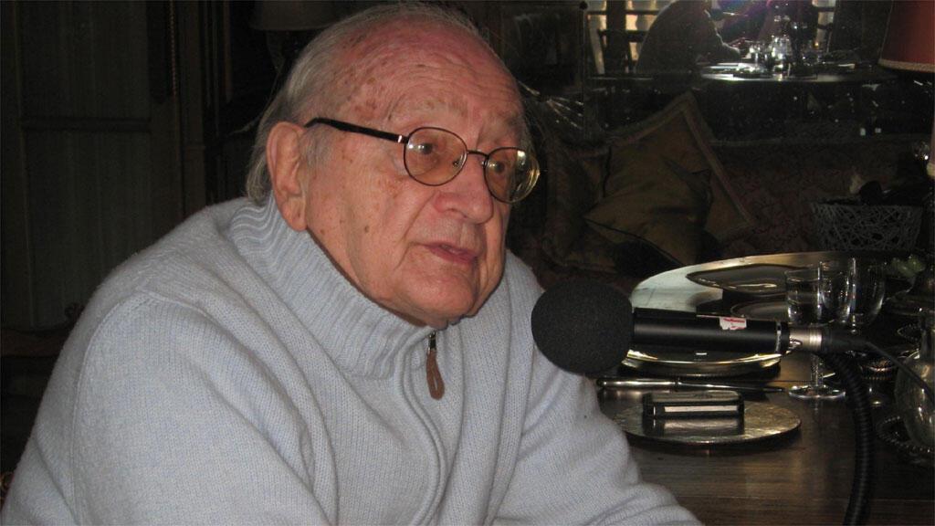 Georges Berthoin.
