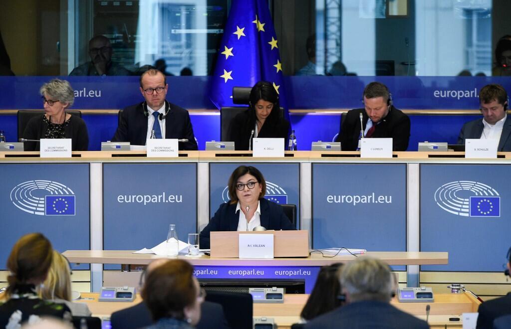 La candidature de la Roumaine Adina Valean (photo) au poste de commissaire aux Transports à la Commission européenne a été acceptée par Ursula von der Leyen.