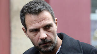 Jérôme Kerviel, October 2015.