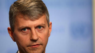 Jean-Pierre Lacroix, nouveau Secrétaire général adjoint aux opérations de maintien de la paix de l'ONU.