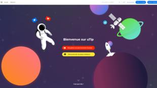 La plateforme uTip permet aux créateurs de trouver d'autres revenus que ceux des plateformes habituelles de diffusion.
