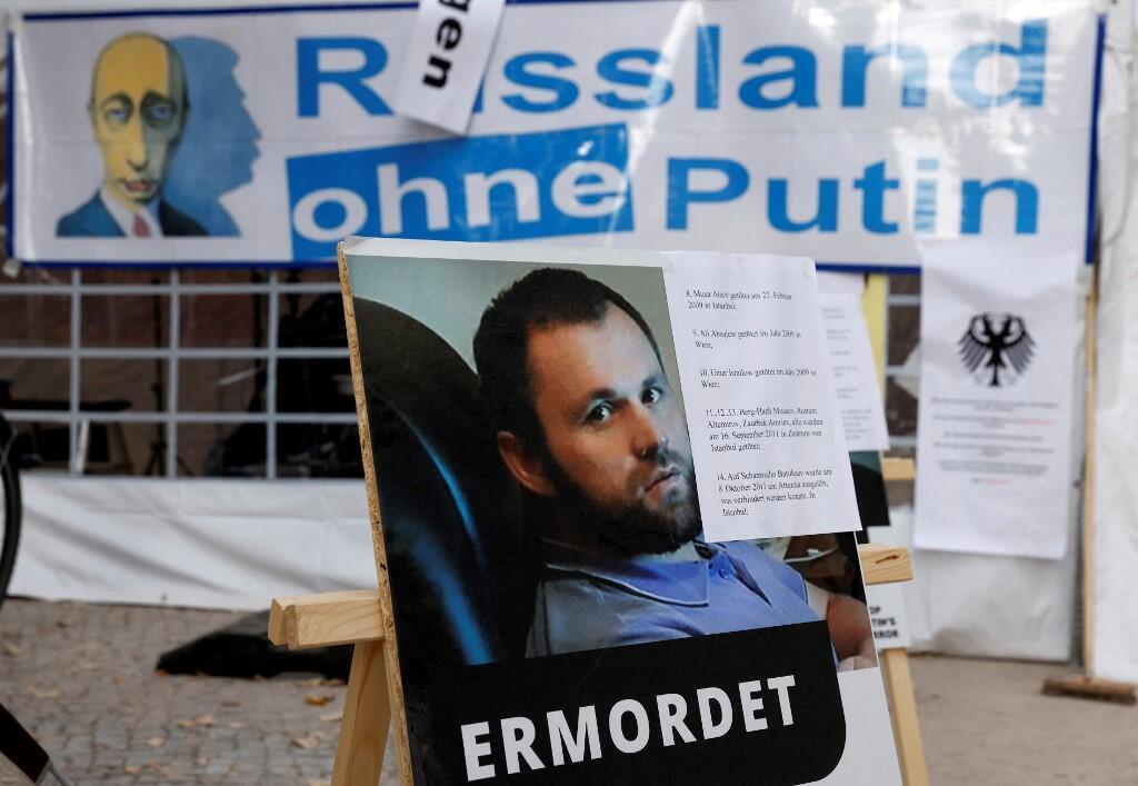 Бывший полевой командир Зелимхан Хангошвили (уроженец Грузии Торнике Кавтарашвили) был застрелен 23 августа 2019 года в парке в центре Берлина
