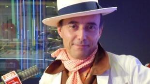 Rodrigo Ramis ezen los estudios de RFI