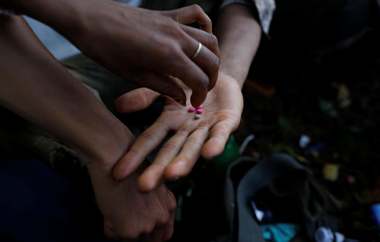 Ảnh minh họa. Giới trẻ Việt Nam hiện nay sử dụng nhiều loại ma túy, không còn sử dụng kim tiêm.