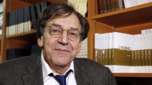 آلن فنکیئلکرو فیلسوف و عضو آکادمی فرانسه