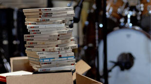 Les archives du Studio 17.