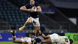 Flying wing Sean Maitland has been ruled out of the Scotland side by an Achilles injury