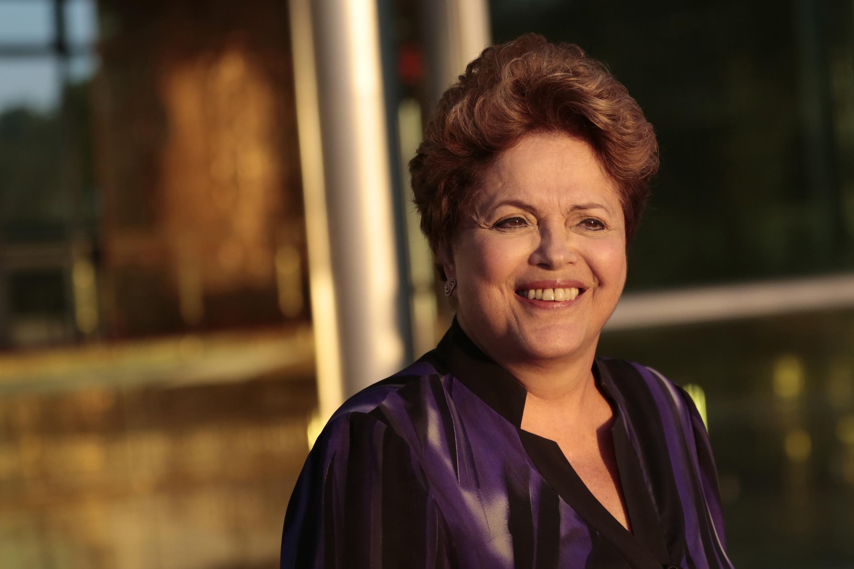 A presidente Dilma Rousseff aumentou a vantagem sobre os prováveis oponentes em 2014.