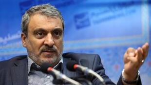 مرتضی رحمانیموحد، معاون سازمان ميراث فرهنگی و گردشگری ایران