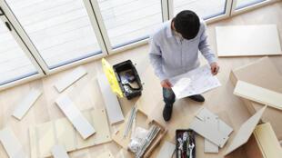 Bientôt, les meubles en kit «s'auto-assembleront».