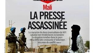 Capa dos jornais franceses desta segunda-feira, 4 de novembro de 2013