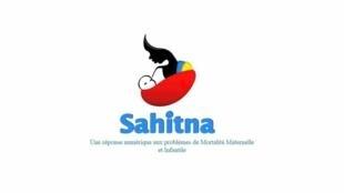 Logo de l'application «Sahitna».
