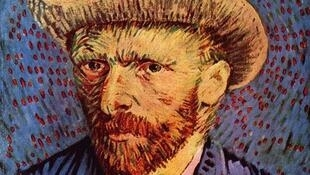 Винсент Ван Гог. Автопортрет художника.