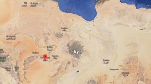 Morzouk est une oasis située dans le sud-ouest de la Libye.