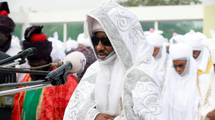 Tsohon Sarkin Kano Alhaji Muhammad Lamido Sanusi na 2.