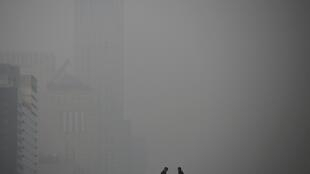 2016年元月三日的北京