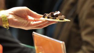 Салон шоколада у Версальской заставы