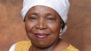 L'ex-présidente de la Commission de l'UA, Nkosazana Dlamini-Zuma