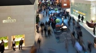 世界第一大鐘錶展:巴塞爾種表展開幕(2013年4月25日)