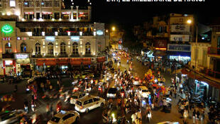 Hà Nội về đêm nhân dịp Đại lễ 1000 năm Thăng Long