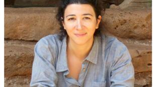 La Libanaise Valérie Cachard, lauréate de la 6e édition du Prix RFI Théâtre pour « Victoria K, Delphine Seyrig et moi ou la petite chaise jaune ».