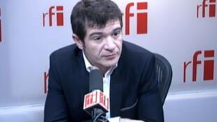 Benoist Apparu, député UMP de la Marne, ancien ministre du Logement.