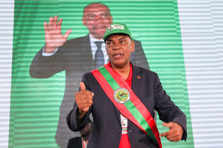 Adalberto da Costa Júnior foi eleito como presidente da Unita a 15 de Novembro de 2019 em Luanda, num processo agora colocado em questão pelo Tribunal Constitucional de Angola.