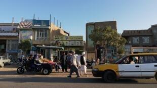 Kaboul, quartier Herat (Photo d'illustration)