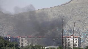 阿富汗首都喀布尔周一发生爆炸事件