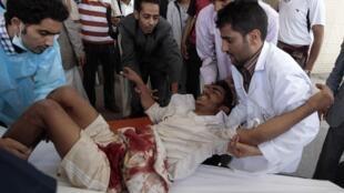 Um carro-bomba fez mortos e feridos no sul do Iêmen.