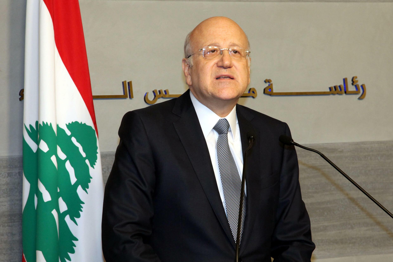 نجیب میقاتی یک بازرگان بسیار ثروتمند است که قبلا دو بار نخست وزیر لبنان بوده است