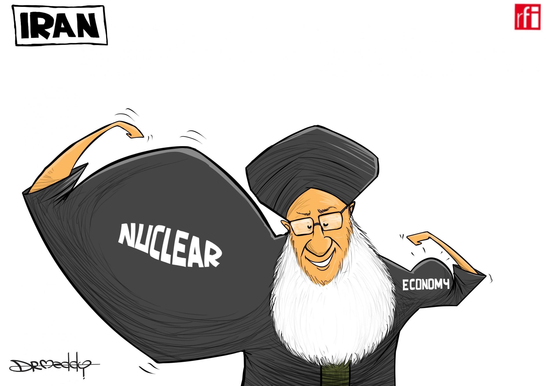 Iran/USA: Mzozo zaidi washuhudiwa kati ya Iran na Marekani kuhusu mpango wa Tehran kurutubisha Urani 11/07/2019