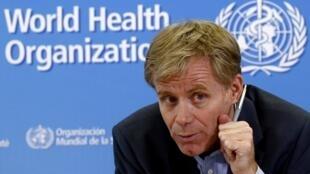 Bruce Aylward, diretor-geral adjunto da OMS e coordenador das operações de luta contra o surto, afirmou nesta terça-feira, que número de novos casos de febre Ebola diminuiu na Libéria.