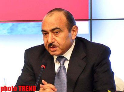 علی حسن اف، رئیس بخش اجتماعی- سیاسی نهاد ریاست جمهوری آذربایجان