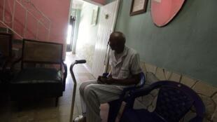 Nhà ly khai Cuba Guillermo Farinas tại nhà riêng ở Santa Clara, ngày 5/3/2010.