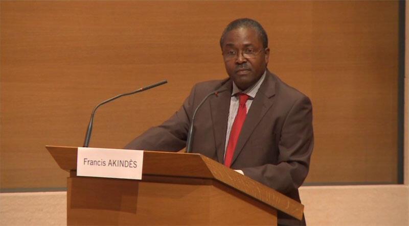 Le sociologue ivoirien Francis Akindès.