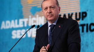 土耳其總統艾爾多安