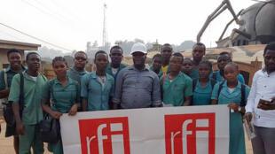 Le Club RFI Foumban (Cameroun).