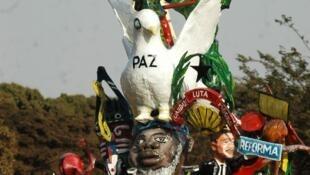 Carnaval 2011 em Bissau