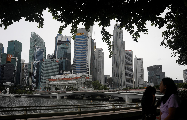 Une vue de Singapour, où les «—stay-cations—» sont à la mode (illustration).