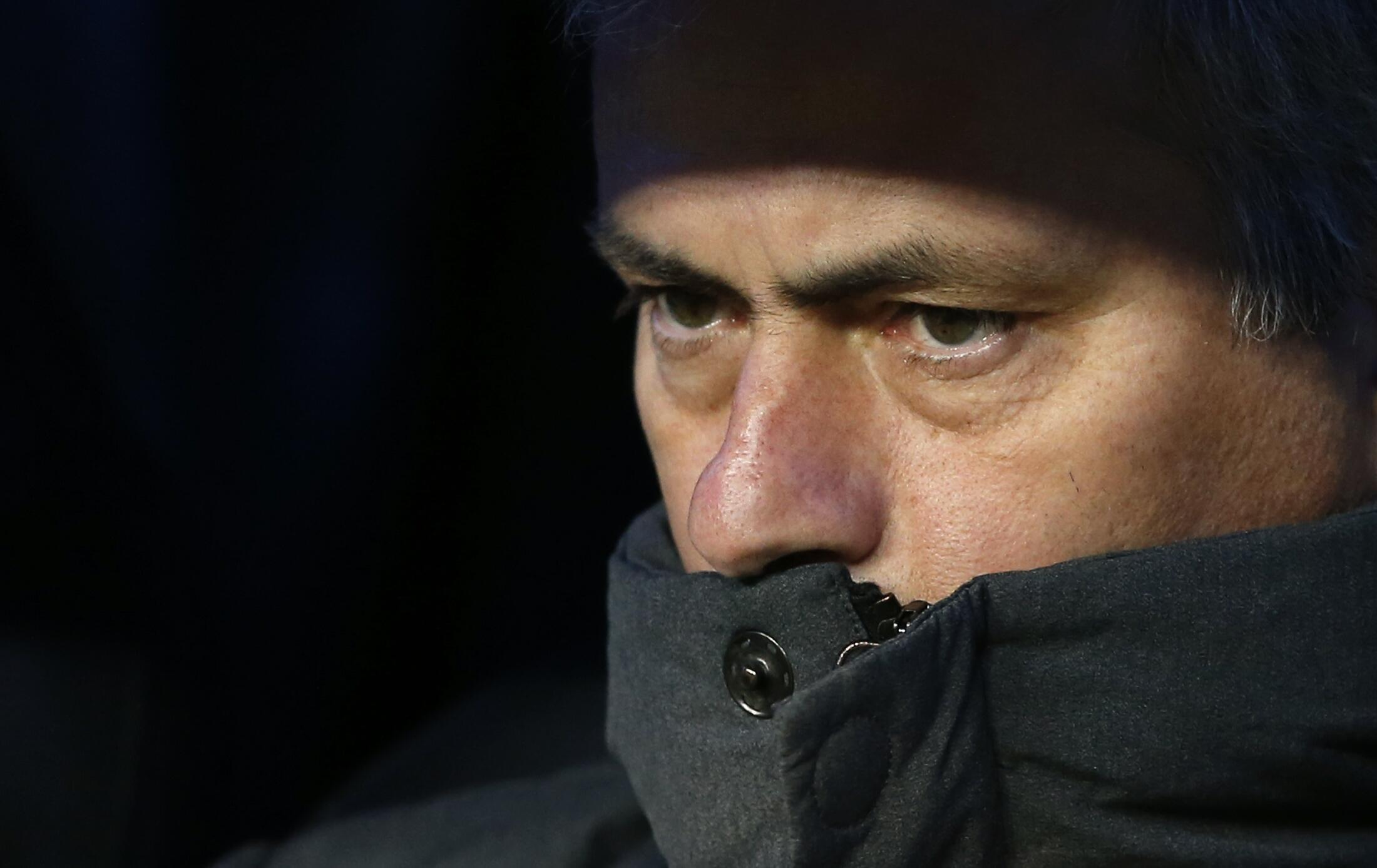 Jose Mourinho was given his marching orders four months into the 2015/16 Premier League season.