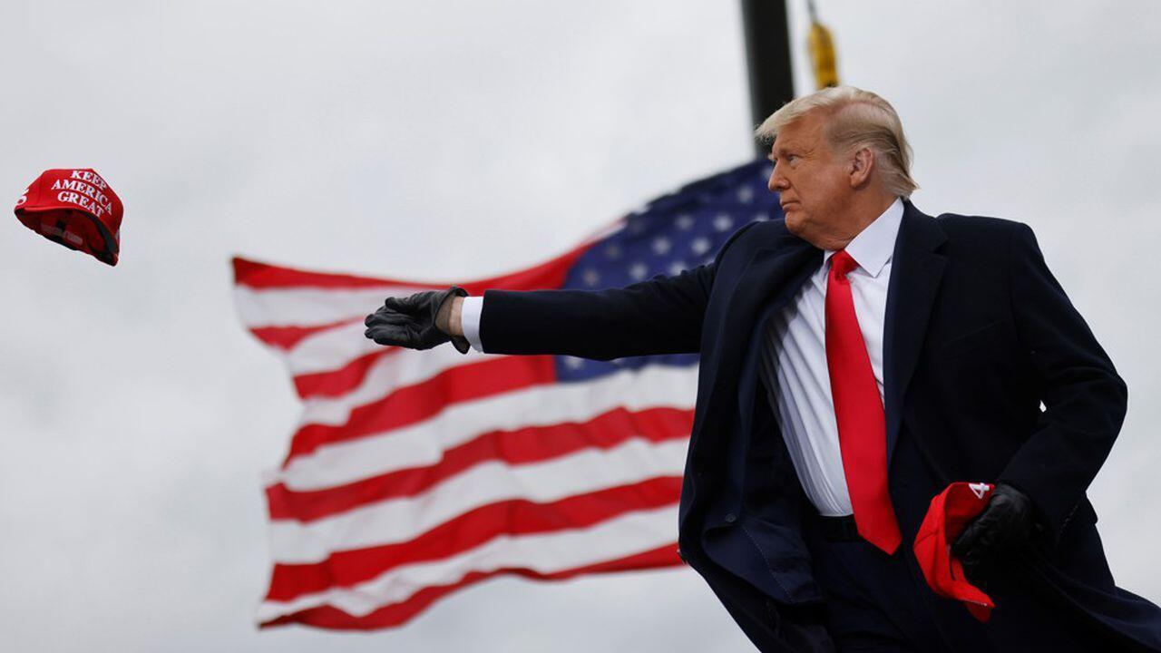 Donald Trump - élection - Pennsylvanie