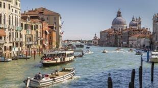 A Venise, la baisse des réservations Airbnb a été fulgurante : -70% si on compare janvier 2021 à janvier 2020.