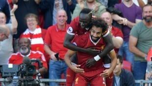 L'Egyptien Mohamed Salah et le Sénégalais Sadio Mané jouent désormais sous les mêmes couleurs à Liverpool et font figure de favoris au titre de meilleur joueur africain de l'année 2017.