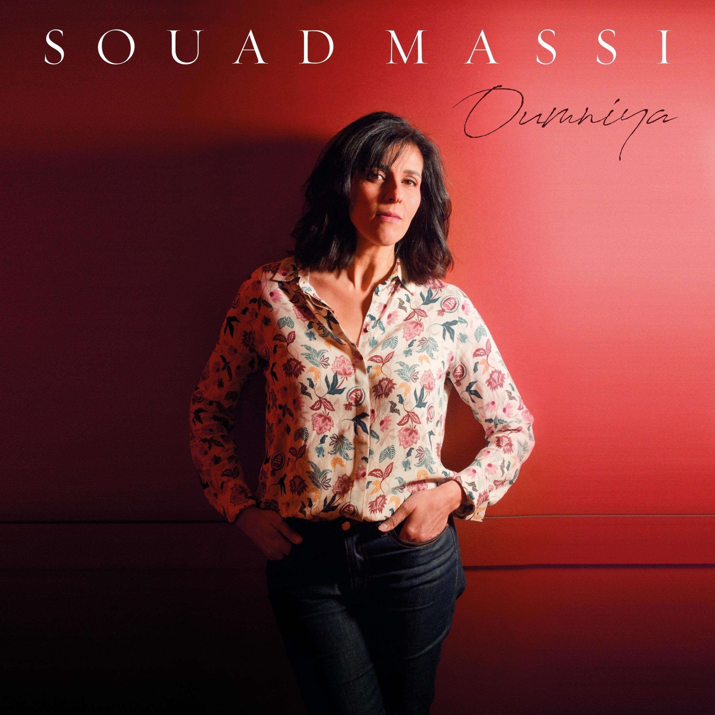 La chanteuse Souad Massi présente son nouvel album «Oumniya».