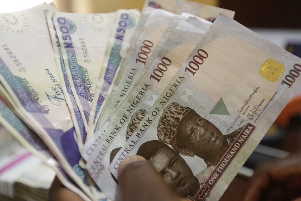 Nigeria dinheiro