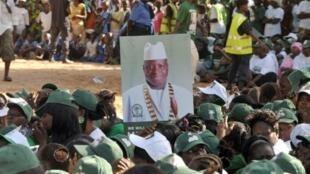 Tsohon Shugaban kasar Gambia Yahya Jammeh