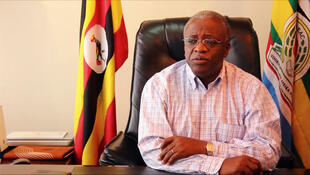 Prime Minister of Uganda, Rt.Hon Amama Mbaba, still from Visible Uganda video