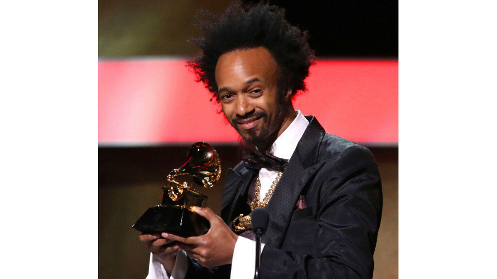 Fantastic Negrito aux Grammy Awards.