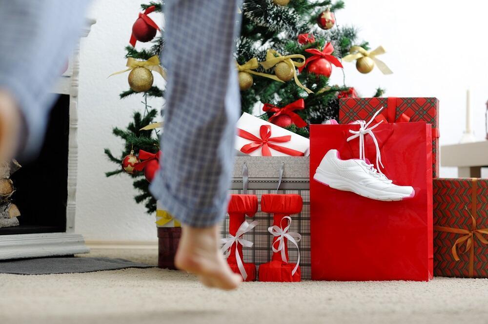 Preferir regalos deportivos para estas navidades.